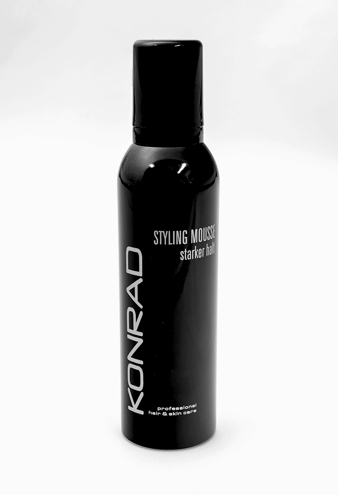 styling mousse starker halt